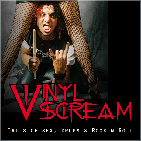 Jeff Talley - Vinyl Scream - Music Album