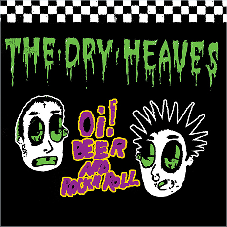 Jeff Talley - The Dry Heaves - Music Album